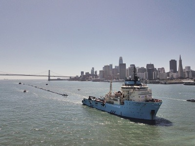 The Ocean Cleanup project begins final deployment