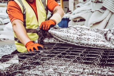 Major UK mattress recycling company reports a 20 percent increase in revenue