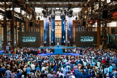 The Ocean Cleanup to start extracting plastic from the Pacific in 2018