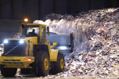 Eye on the markets: Recycled paper goes through the mill