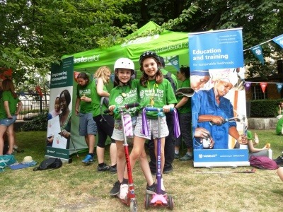 Walk for WasteAid raises over £10k