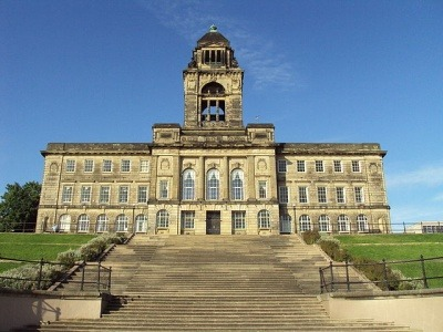 An image of Wallasey Town Hall