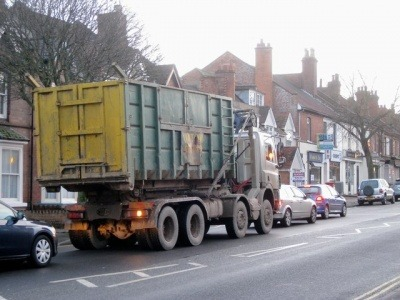 Warwick waste collection