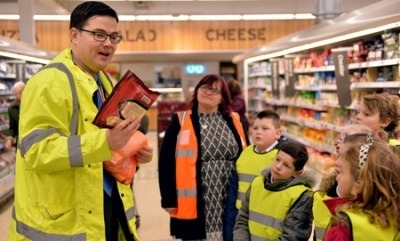 Sainsbury's drops food waste reduction campaign