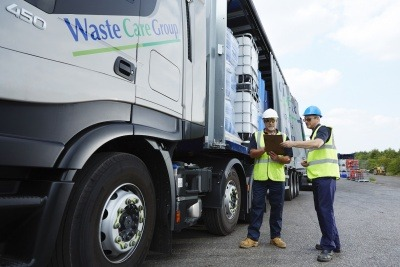 WasteCare is designing a new waste management app