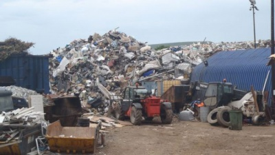 Government waste crime review to tackle 'serious and organised' crime