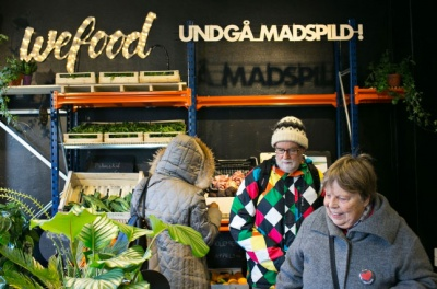 Surplus supermarket hopes to tackle Denmark's food waste