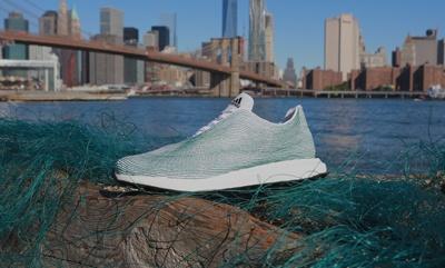Adidas launch recycled ocean plastic football kits