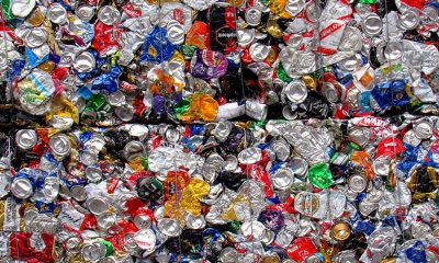 Warnings over government ambition as aluminium can recycling hits 70 per cent