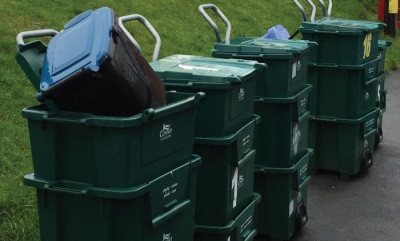 Conwy to start countywide four-weekly refuse collections in 2019
