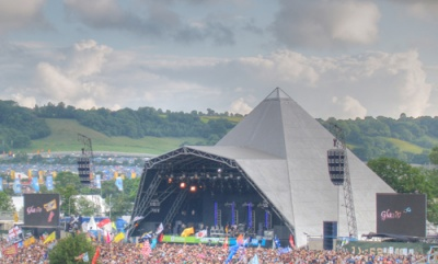 Unwanted tents at Glastonbury to be donated to refugees by Bristol charity