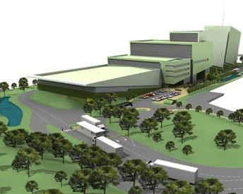 Javelin Park incinerator to break ground this summer
