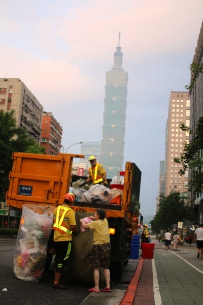 Recycling 101: Targeting high quality in Taiwan