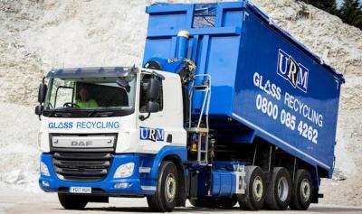 URM truck