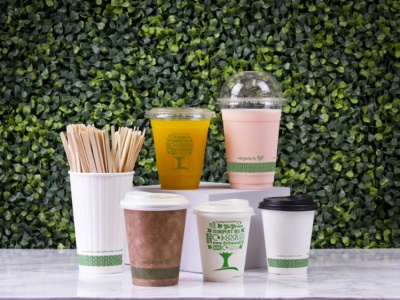 Compostable products to replace plastic in Parliament