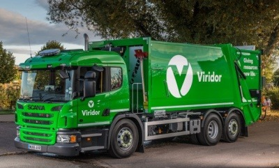 Viridor truck