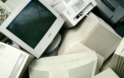WEEE computer monitors