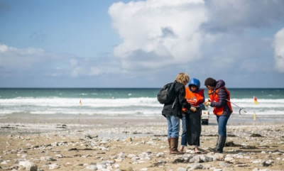 Marine Conservation Society seeks volunteers for Great British Beach Clean
