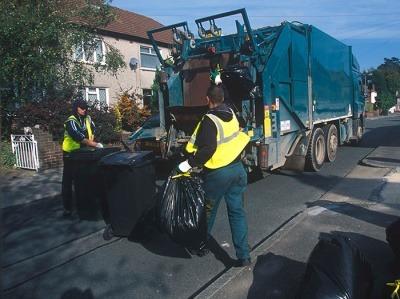 bin collection service
