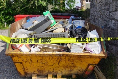 Industry group calls for tougher regulation to prevent waste crime