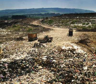 Welsh landfill costs fall £13m in four years