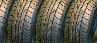 An image of a tyre