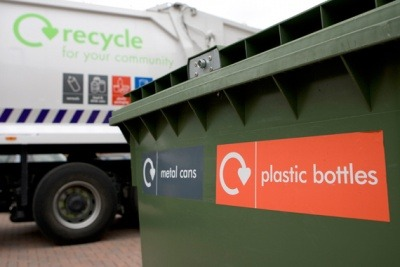 An image of recycling centre Wales