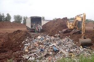 Image of Bulkington waste site