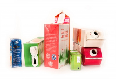 Kerbside collection of cartons hits 60 per cent