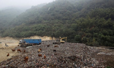 Chinese government to spend £29 billion improving waste systems