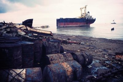 Shipbreaking bad: Inside the murky world of ship recycling