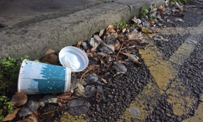 What can be done to curb impact of plastic bottles and coffee cups, ask MPs
