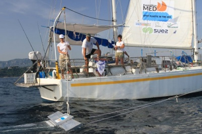 Mediterranean expedition embarks on study of marine plastisphere