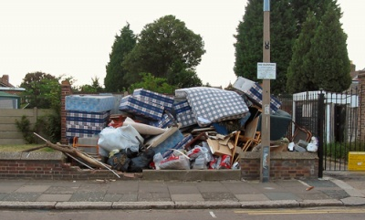 Councils reveal 10 worst excuses for fly-tipping