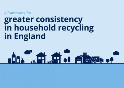 Could every English home be set to recycle the same set of materials?