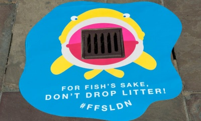 London's 'tidy litterers' with new Hubbub campaign against plastic waste
