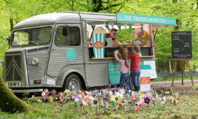 Hubbub offering treats for trash as forest litter initiative kicks off