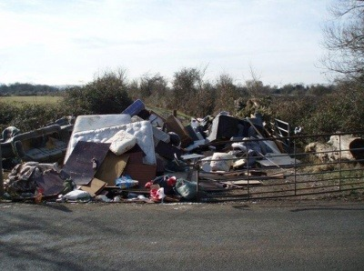 New research shows vast extent of fly-tipping