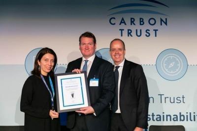 Tetra Pak presented with Product Footprinting Award