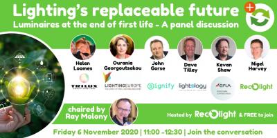Recolight panel discussion details