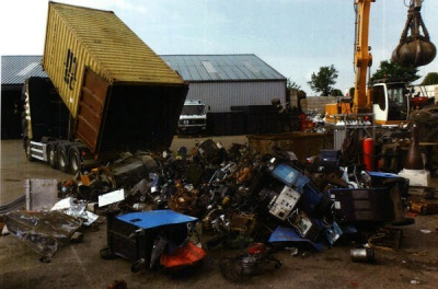 1.5m tonnes of illegal waste uncovered in global month-long waste crime strike