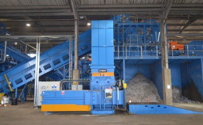 Lyndex Recycling launches next-gen 2-ram baler range
