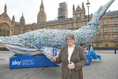 Royal ban on disposable plastics receives Queen's seal of approval