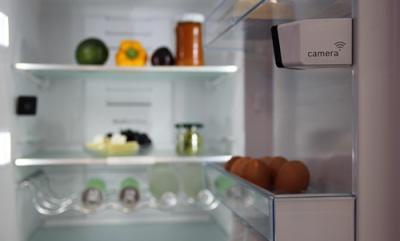 Food waste town to trial 'selfie fridge'