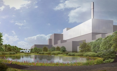 Edinburgh set for new £142m FCC incinerator