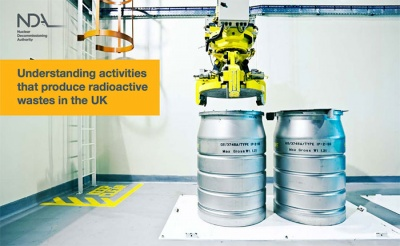 New report provides insight into nuclear waste