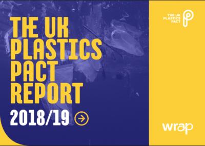 The UK Plastics Pact Report 2018/2019