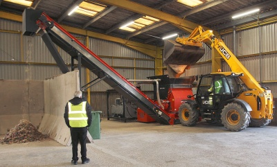 Carpet recycling facility to supply equestrian sector