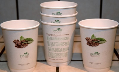 Simply Cups partners with creators of recyclable coffee cup