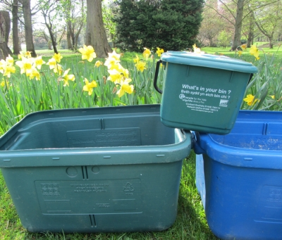 Cardiff proposes moving to monthly waste collections